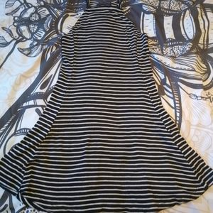 Cute casual striped dress